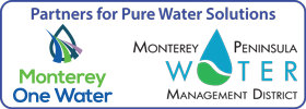 Pure Water Monterey Partners Logo